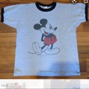 Tops - Vintage Mickey Mouse Shirt